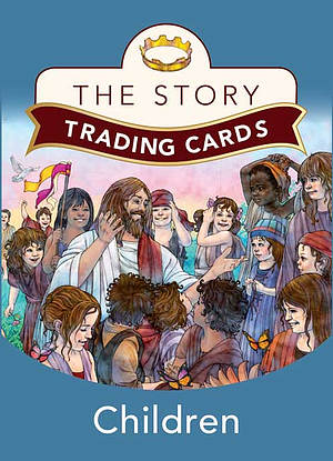 The Story Trading Cards for Children