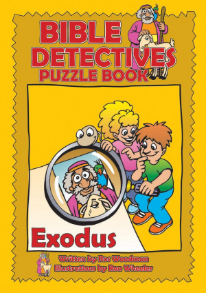 Bible Detectives Exodus PB