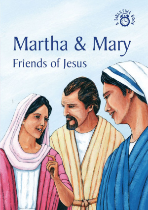 Martha And Mary Friends Of Jesus PB