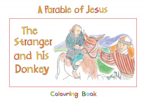 Stranger And His Donkey The Pb