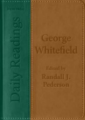 George Whitefield Daily Readings Hb