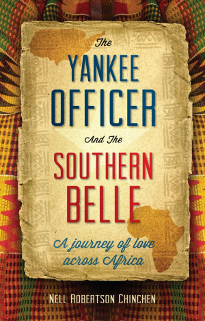 Yankee Officer And The Southern Belle