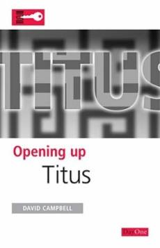 Opening up Titus: Opening up the Bible