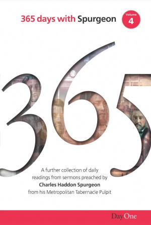 365 Days With C H Spurgeon Vol 4 Hb
