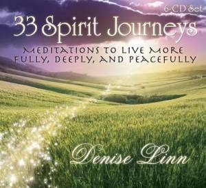 33 Spirit Journeys Cd