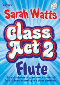 Class Act 2 - Flute - Student Copy