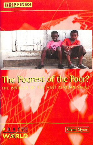 Poorest of the Poor?: The Peoples of the West African Sahel