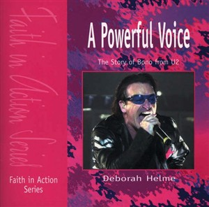"""A Powerful Voice: The Story of Bono from """"U2"""""""