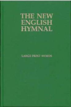 New English Hymnal 56 Large Print Words