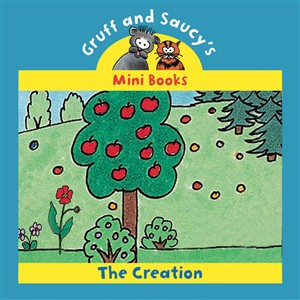Gruff & Saucy - Creation