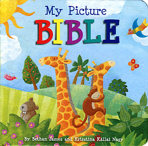 My Picture Bible Board Book