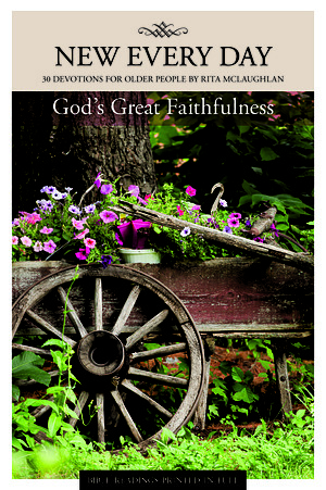 New Every Day - God's Great Faithfulness