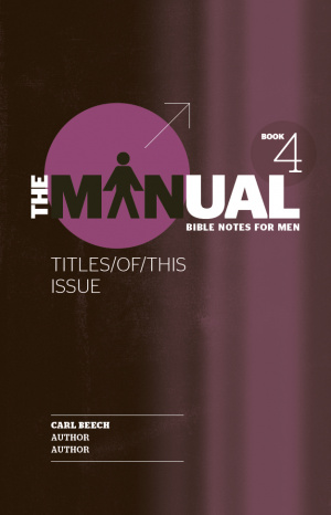 The Manual - Book 4