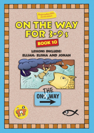 On the Way 3-9's Book 10