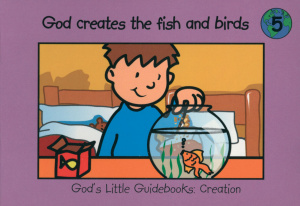 God Creates Fish And Birds