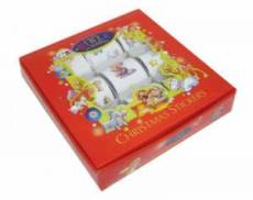 Candle Bible for Toddlers Christmas Sticker Set