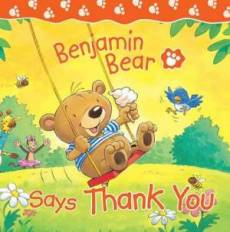 Benjamin Bear Says Thank You