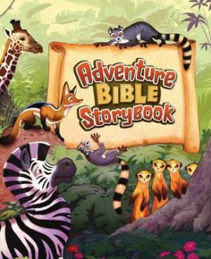 Adventure Bible Story Book
