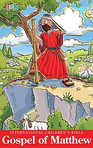 ICB International Children's Bible Gospel of Matthew