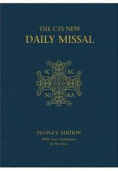 CTS New Daily Missal