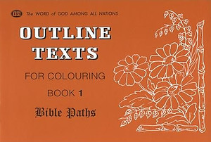 Series 1 Colouring Book: Bible Paths