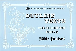 Series 1 Colouring Book: Bible Praises