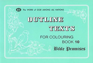 Bible Promises Colouring Book