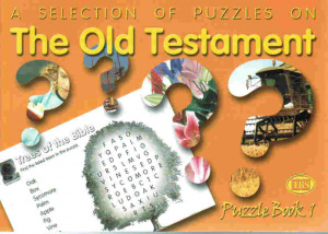 Puzzles on the Old Testament Puzzle Book