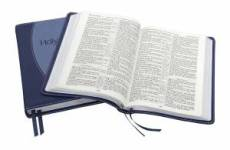 KJV Classic Original Concord Reference Bible: Brown Stiched, Imitation leather