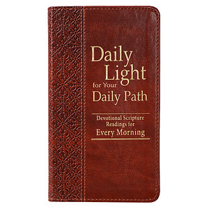 Daily Light For Your Daily Path: LuxLeather