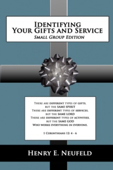 Identifying Your Gifts and Service