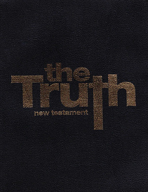Truth: New Testament Study Edition Black, The