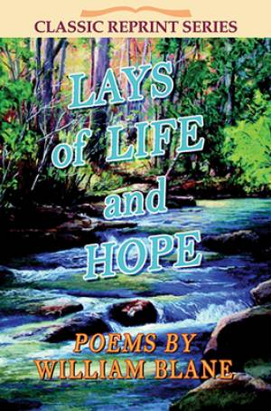 Lays Of Life And Hope Pb
