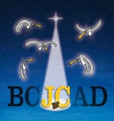 BC JC AD Christmas Pack of 25
