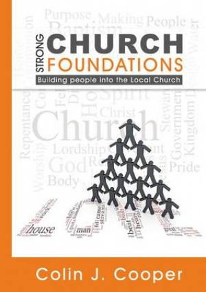 Strong Church Foundations Paperback Book