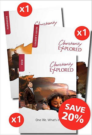 Christianity Explored Sample Pack