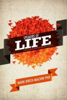 Speakers Of Life Paperback