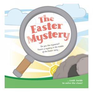 The Easter Mystery pack of 25