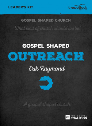 Gospel Shaped Outreach DVD Leader Kit