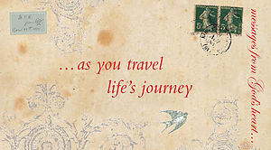 ...as you travel life's journey