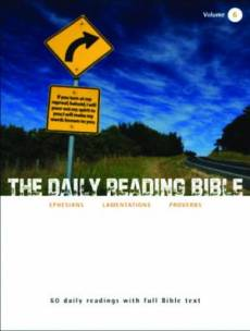 The Daily Reading Bible Vol 6