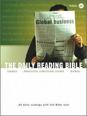 Daily Reading Bible - Volume 20