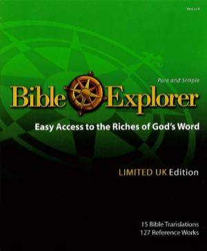 Bible Explorer 4.0: Limited Edition, UK Version