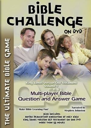 Bible Challenge O.T. Vol 1 DVD