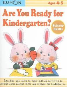 Are You Ready For Kindergarten Scissor Skills