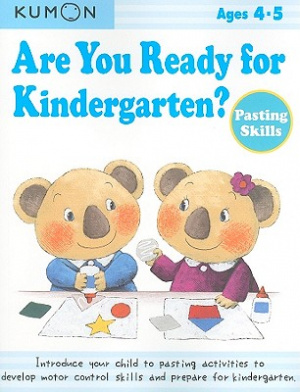 Are You Ready For Kindergarten Pasting Skills
