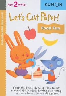 Lets Cut Paper Food Fun