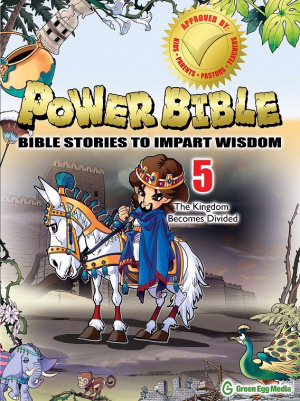 Kingdom Becomes Divided (Power Bible #5)