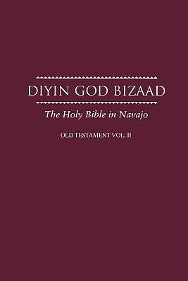 Navajo Old Testament Vol II