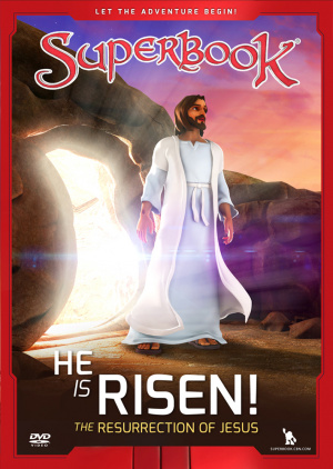 He Is Risen! DVD